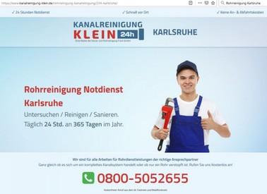 Kanalreinigung Karlsbad